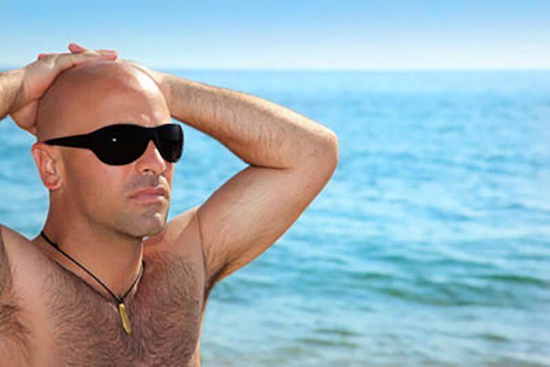 5 tips para cuidar tu calva en Semana Santa