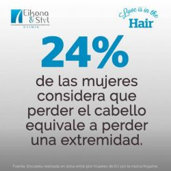 ¿Que significa perder el cabello para las mujeres?