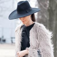 uso de sombreros en invierno